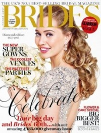 Brides Magazine Jan/Feb 15