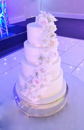 Tiered Wedding Cakes Surrey London