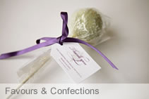 Favours and Confections